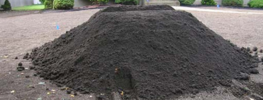 comar's trucking inc. topsoil
